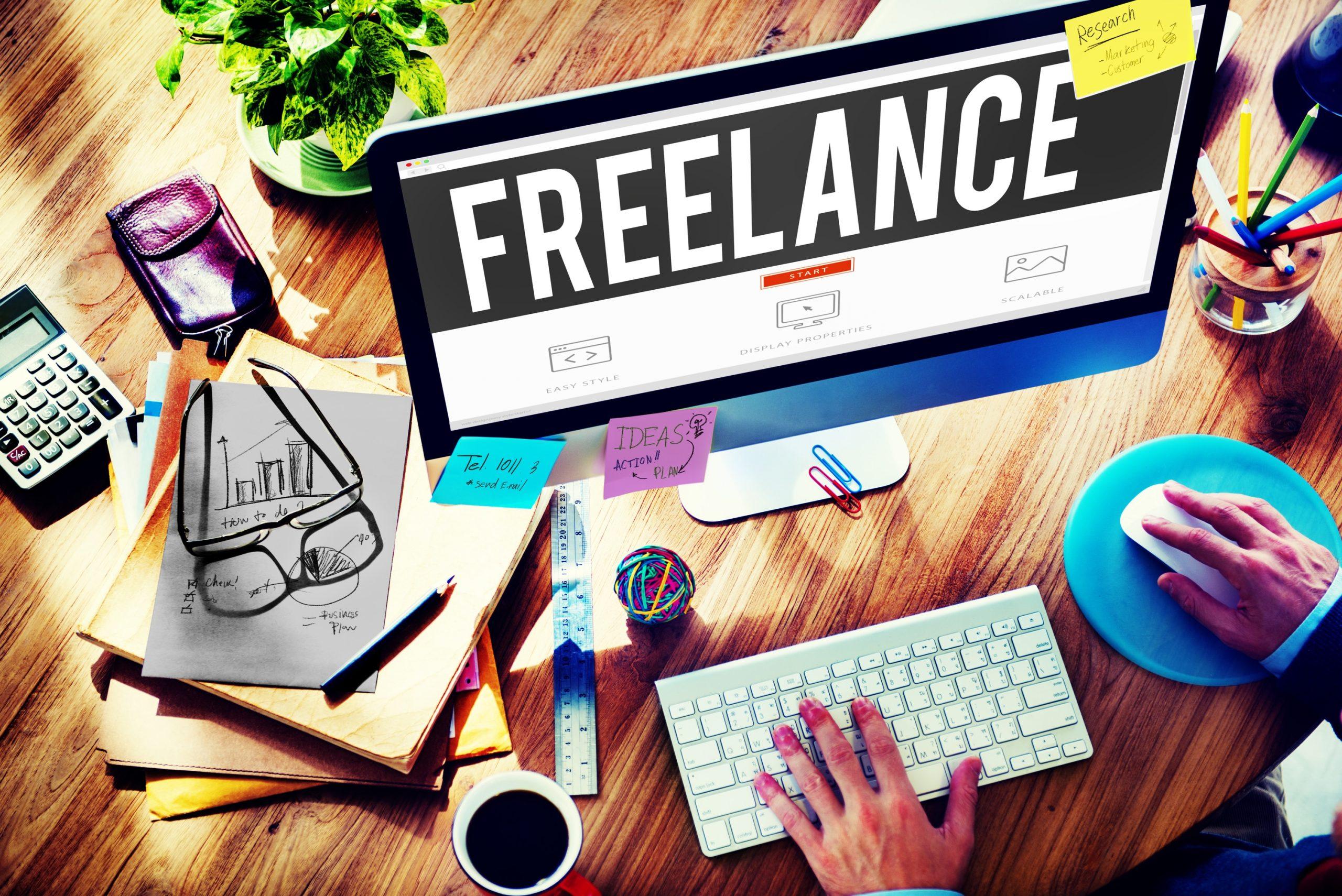cách kiếm tiền online không cần vốn - Freelancer