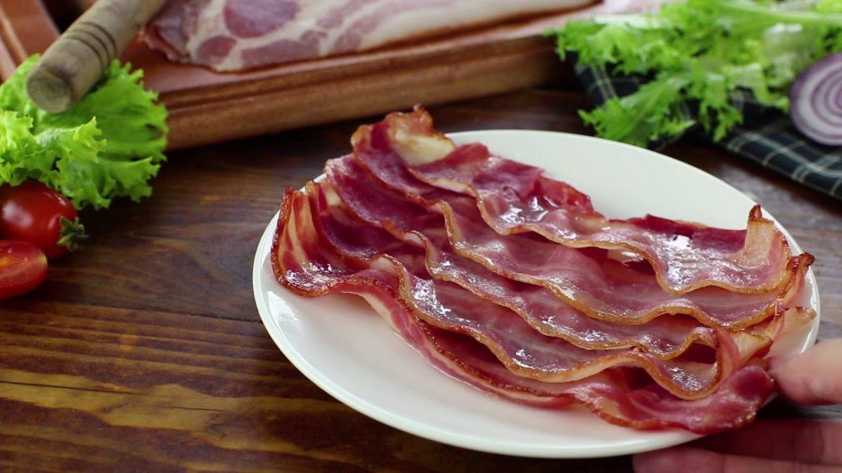 cách làm thịt xông khói