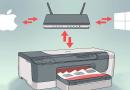 Hướng dẫn cách kết nối máy in qua wifi chi tiết