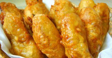 Hướng cách làm bánh chuối rán thơm ngon, béo ngậy tại nhà