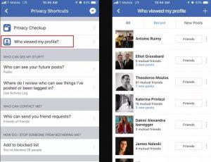 cach xem ai vao facebook minh nhieu nhat bang dien thoai 300x230 - Hướng dẫn cách xem ai vào tường facebook nhiều nhất qua điện thoại và máy tính