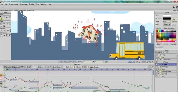 Top 5 phan mem lam video animation tot nhat 2 - Top 5 phần mềm làm video animation được ưa chuộng