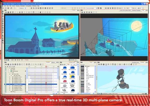 Top 5 phan mem lam video animation tot nhat 4 - Top 5 phần mềm làm video animation được ưa chuộng